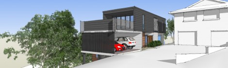 DA Approved Torrens Title Subdivision & New Contemporary Architect Designed Home