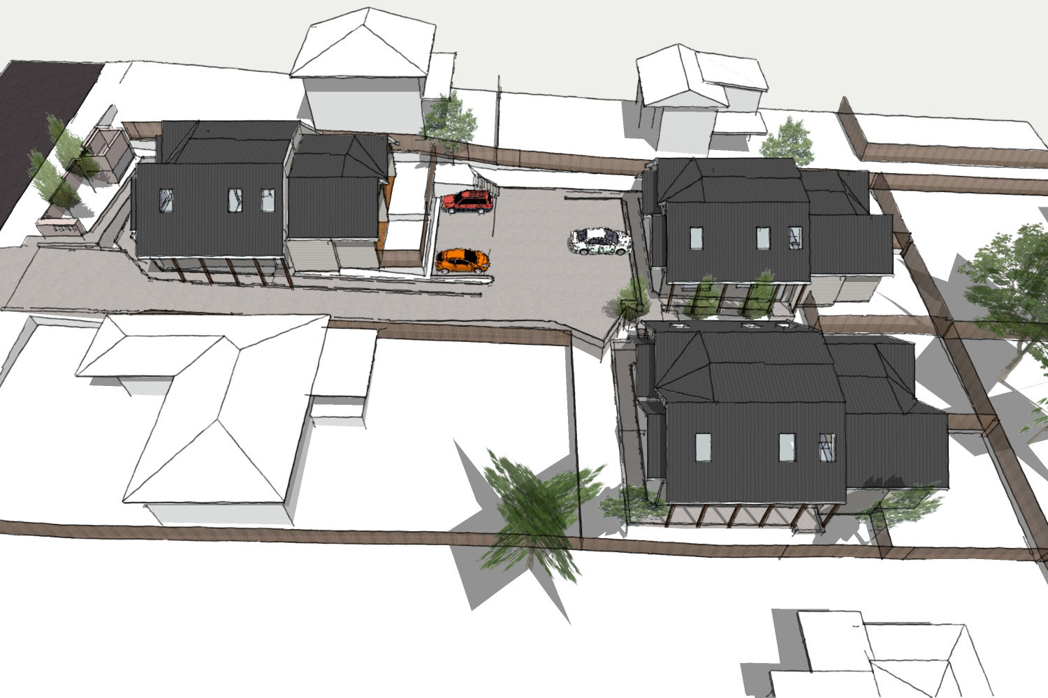 DA APPROVED !!!!!! Townhouse Development Under State Environmental ...