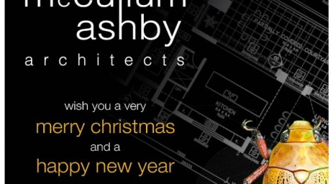 Season's Greetings from the team at McCullum Ashby Architects