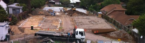 CONSTRUCTION COMMENCES ON 16 UNIT DEVELOPMENT UNDER AFFORDABLE RENTAL HOUSING 2009 SEPP