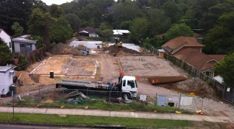 CONSTRUCTION COMMENCES ON 16 UNIT DEVELOPMENT UNDER AFFORDABLE RENTAL HOUSING 2009 SEPP